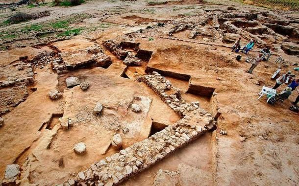 Archaeologists Claim to have Discovered the Location of the Biblical City of Sodom - After a dozen years excavating, an archaeological team led by Steven Collins claims to have discovered a city that matches the Bible's Sodom, the city destroyed, along with Gomorrah, by the wrath of God. | Ruins of Tall el-Hammam [10.11.15]