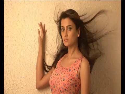 Samaira Rao shoots for the movie SEX AND DEMON.