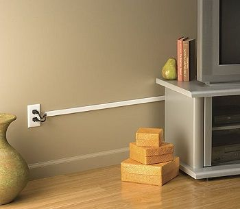 Best 25+ Electrical cord covers ideas on Pinterest   Electrical ...