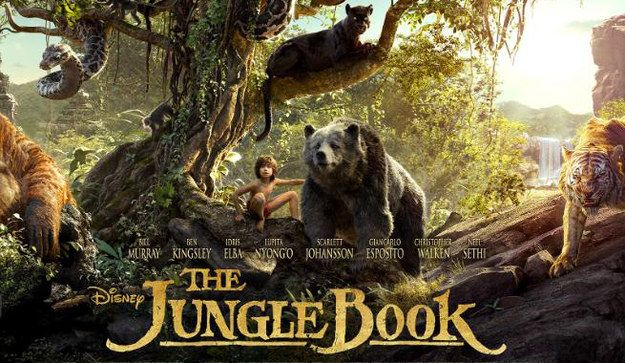 The Jungle Book Soundtrack Review