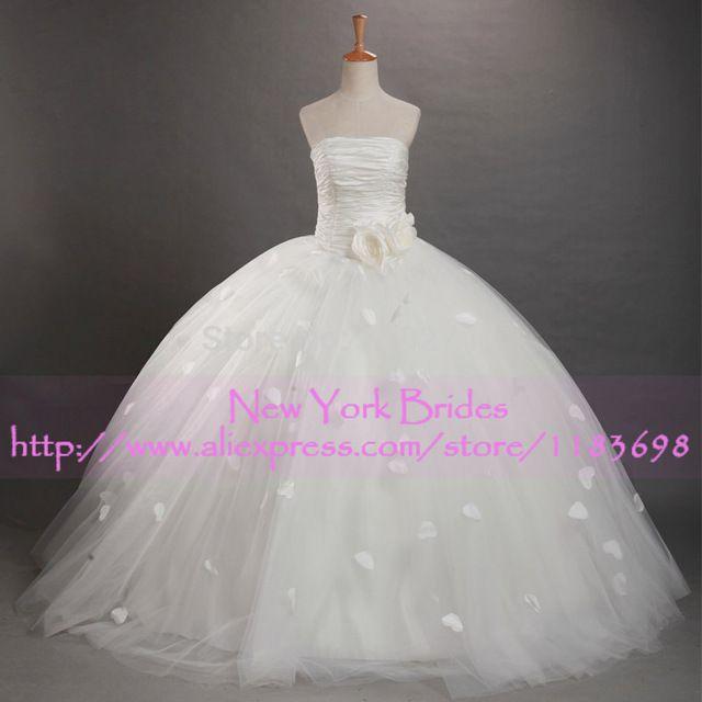 Bruidskindjes jurkjes