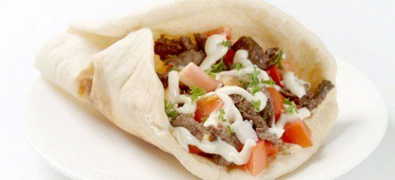 Receta de Shawarma o Donër Kebab – Recetas Arabes | Recetas de Cocina Arabe