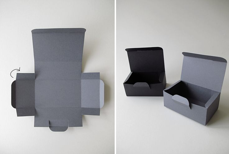 D.I.Y. | Cardboard box | Design and Form