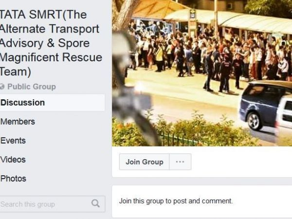 Facebook group aims to beat train snarls with crowdsourced real-time updates  ||  SINGAPORE — Complaints of inaccurate official information on train disruptions have become commonplace on social media, but Mr Jason Cai is trying to turn that negativity into actual help for fellow public transport commuters caught out by snarls — through crowdsourcing on Facebook. Last month, the 35-year-old…