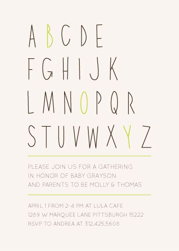 463 best Baby Showers, Gifts + Ideas images on Pinterest Baby - baby shower invitation letter
