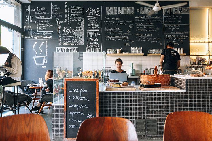 SAM, Cafe/Bakery - Warsaw, Poland