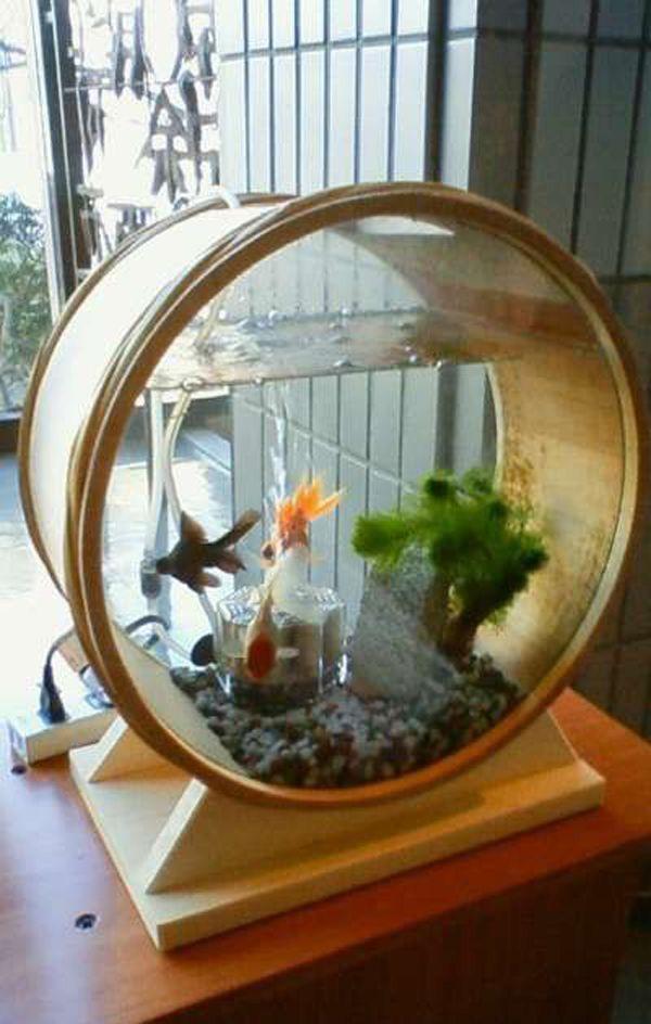 35 Modern Mini Aquarium Designs For Your Small Spaces Aquarium