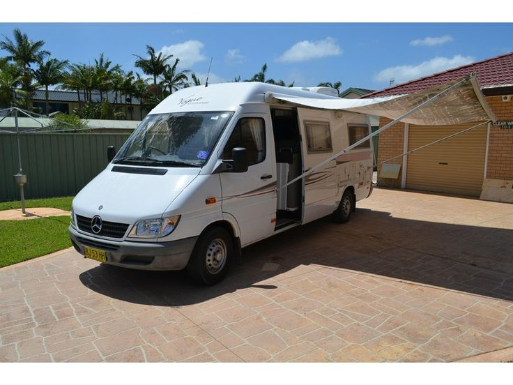 1000 ideas about mercedes rv for sale on pinterest for Mercedes benz camper for sale