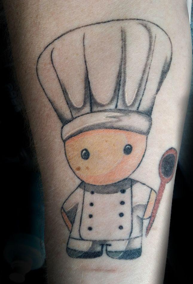 картинки поваров для тату популярный