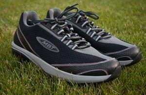 MBT sko hjælper mig i restitutionsperioden mellem mine træninger. Læs om projektet her.