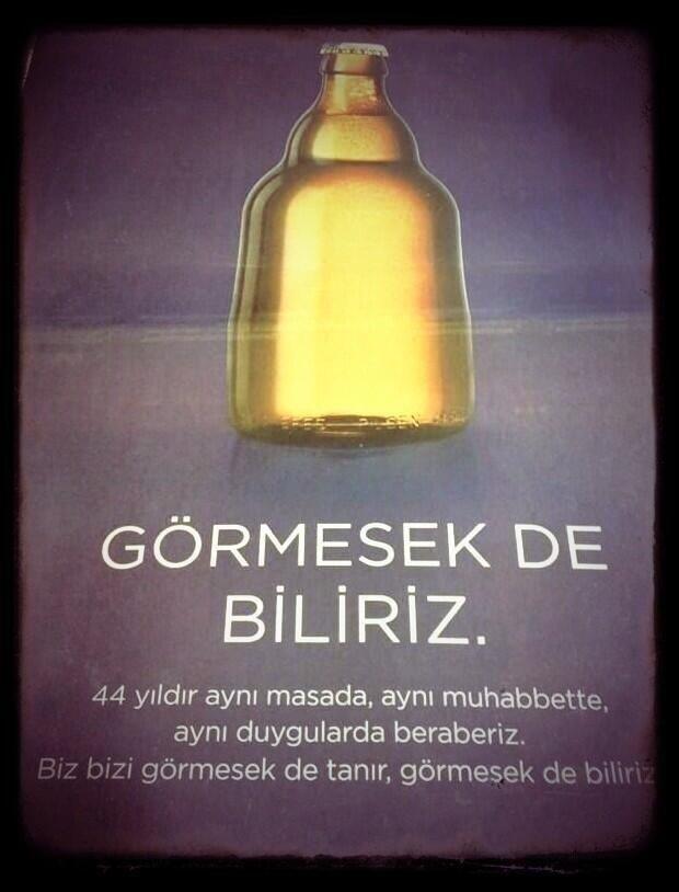 Efes Pilsen Reklamı bravo @EFES PİLSEN #efespilsen cok basarili bir reklamdı