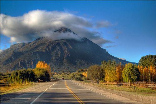 Ruta 40 - El Hoyo - Chubut