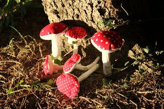 Bebi Tündérországa: Az őszi erdő és a gombák esete