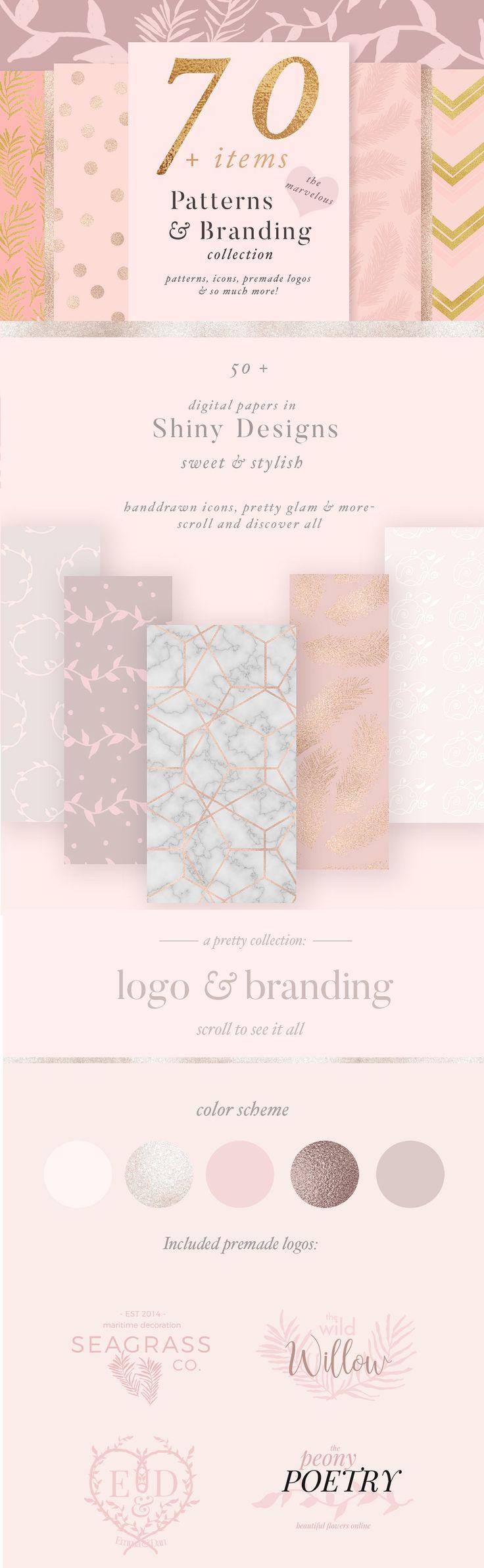 Mejores 88 imágenes de ✏ All Things Branding en Pinterest   Estilo ...