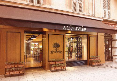 A L'OLIVIER, NICE, FRANCE