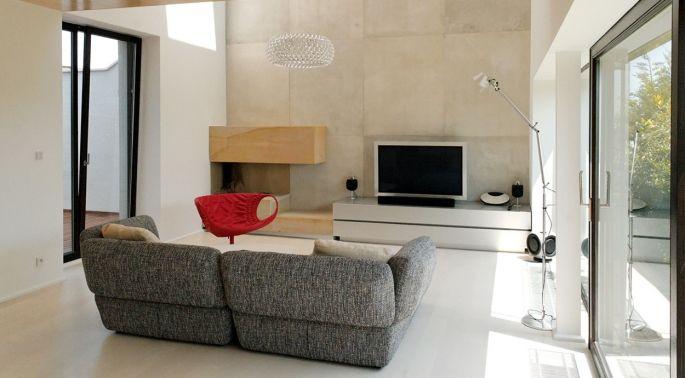Vallo Sadovsky Architects - Roof house