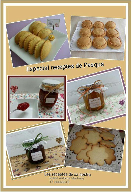 Especial recetas de Pascua de Mallorca con Thermomix