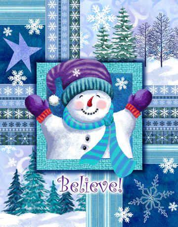 Believe - Thomas Wood