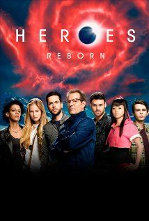 "Heroes Reborn (NBC-September 24, 2015) a fantasy TV mini-series written by Tim King. The original ""Heroes"" aired 2006-2010 and had a cult following. This chronicles the lives of ordinary people who discover they possess extraordinary abilities one year after the terrorist attack in Odessa, Texas. These powers have to remain in hiding. Stars Jack Coleman, Gatlin Green, Ryan Guzman, Robbie Kay, Rya Kihlstedt and others."