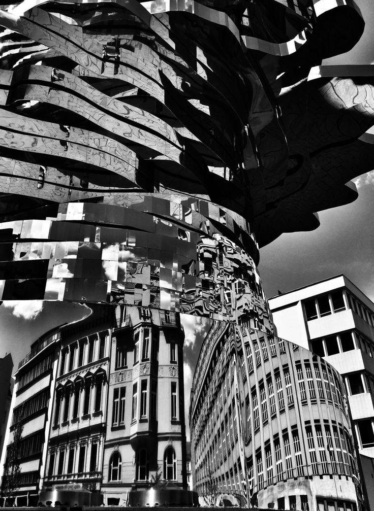 Out of my Head vol.2... iPhone 6, Snapseed, Quadrio, Prague Instagram & EyeEm @majklb