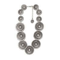 Warrior Shield Necklace