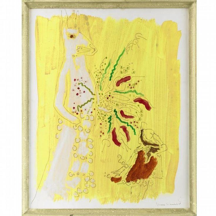 gloria vanderbilt artwork | Gloria Vanderbilt Biography, Works of Art, Auction Results ...