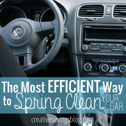 Short on time, but still want a car that sparkles? You can Spring Clean your car in less than 15 minutes, but if you're ready for more, this post outlines the steps you need to protect one of your biggest investments!