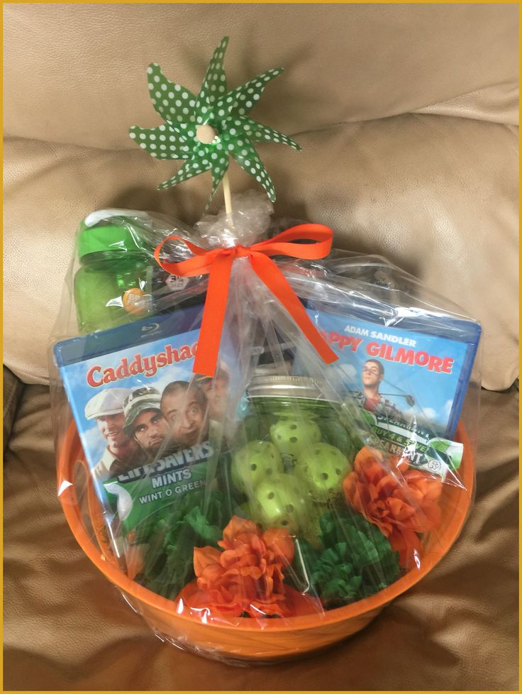 Golf Gift Baskets - Putt Putt Games: What Will Make Them Interesting? >>> More info could be found at the image url. #GolfGiftBaskets