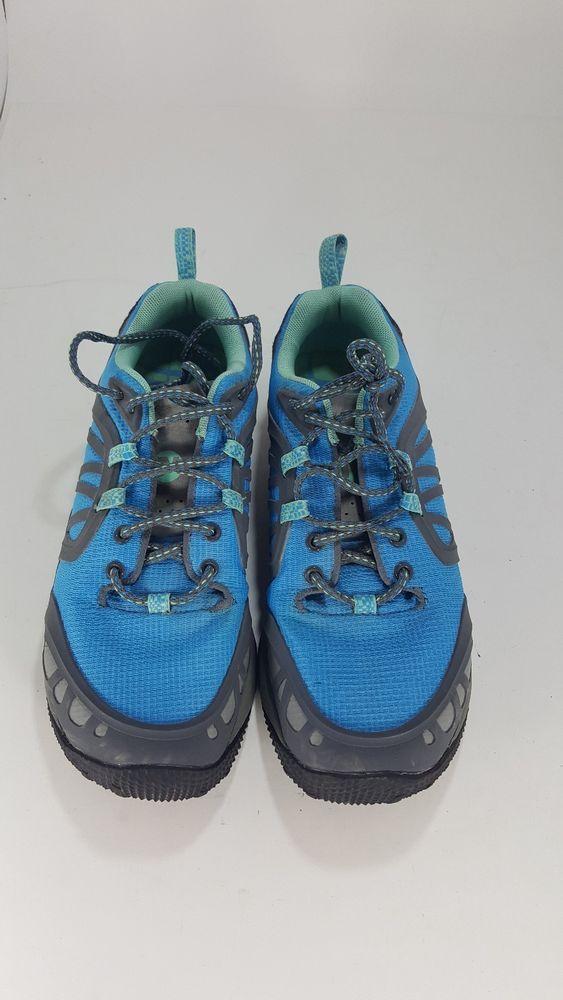 aacecb2b6a4 Merrell Proterra Vim Sport Women's Hiking Shoes Blau SEA SHORE sz ...
