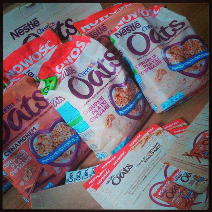 Moja poczta dotarła  #CheeriosOats #ChrupkiePlatkiOwsiane #Streetcom #owsiane #Nestle #płatkiowsiane #cynamon https://www.instagram.com/p/85cfytIXWl/
