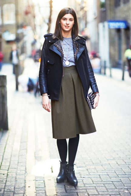 #streetstyle #style #streetfashion #fashion #midi #skirt