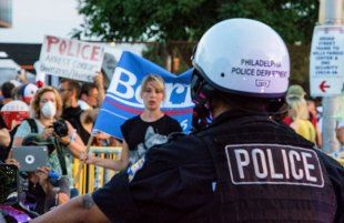 Telesur Host Abby Martin's Surprisingly Rough Arrest Ordeal Is a Taste of Police Gone Amok at the DNC | Alternet