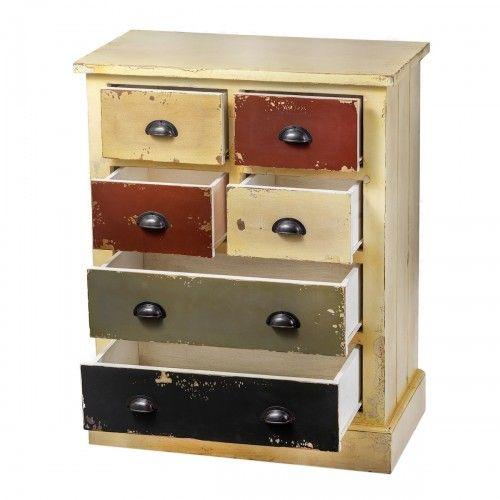 Jemaja | furniture lemari laci kayu jati dekorasi rumah interior cafe drawer cabinet vintage mahogany wood solid home decor