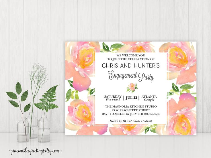 Best 25 Rehearsal dinner e invitations ideas – After Rehearsal Dinner Party Invitations