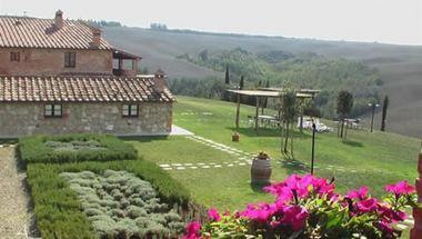 Agriturismo Baccolena › Vakantiewoningen Siena-Crete-Montepulciano › Azienda Italia