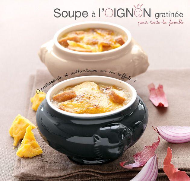 37 best images about soupes on pinterest bacon legumes and philadelphia - Soupe a l oignon gratinee ...