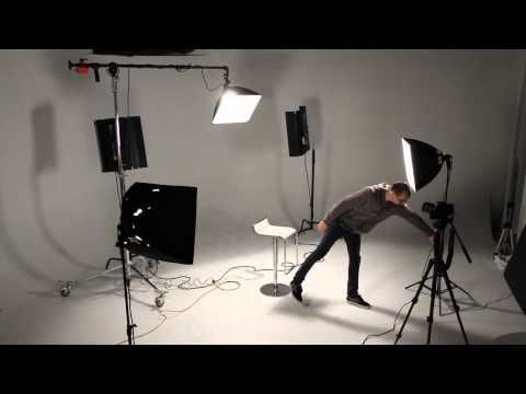 Lighting for self-taping  YouTube: FIlmmaking 101 - Three Point Lighting Tutorial