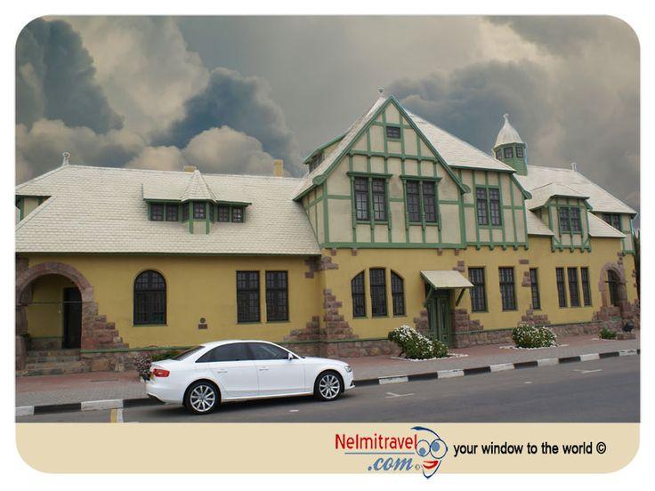 Old Prison in Swakopmund - Namibia