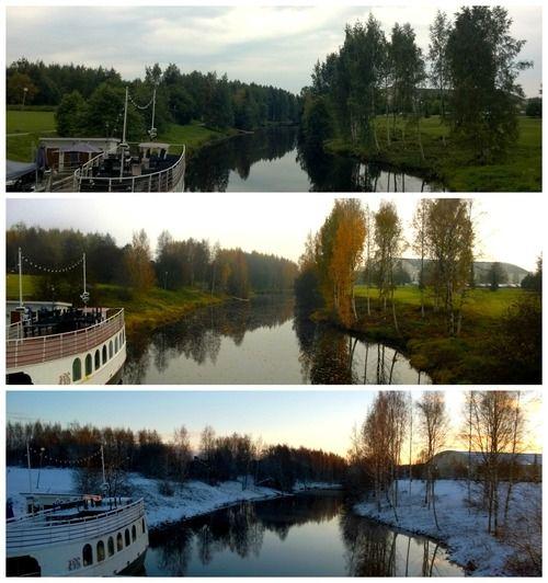 Immagine di autumn, season, and finland