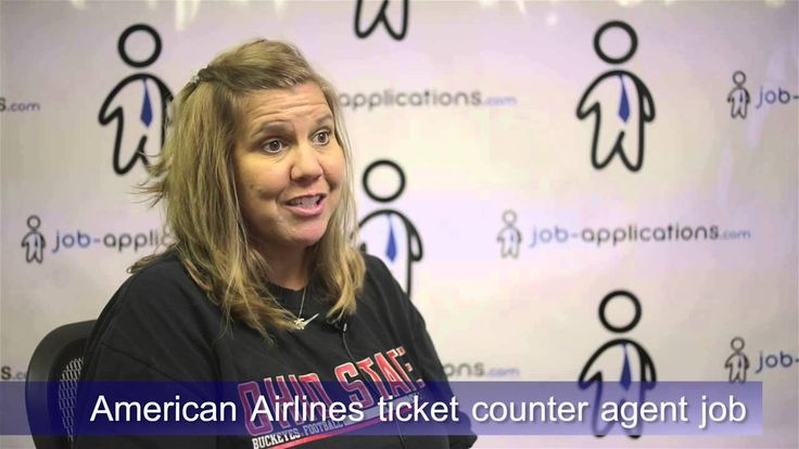 American Airlines Interview - Ticket Agent