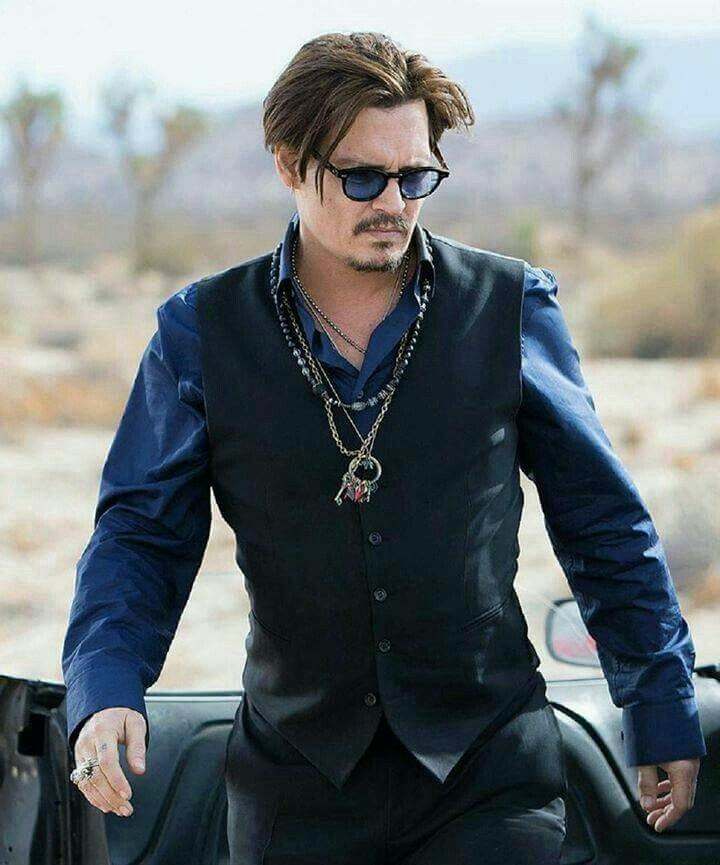 Johnny Depp Sauvage