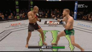 Conor McGregor vs. Jose Aldo — UFC 194 (December 12, 2015)