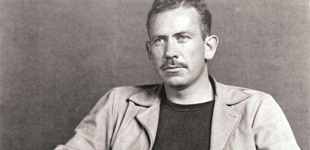 «Ο #Τζον_Στάινμπεκ ως πολιτικός συγγραφέας»  του Φίλιππου Φιλίππου #john_steinbeck