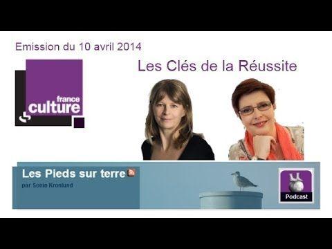 """Emission du 10 avril 2014, dans l'émission """"Les Pieds su Terre"""" de Sonia Kronlund. Nathalie Cariou et ses programmes de formation sont mis en avant. Plus d'i..."""