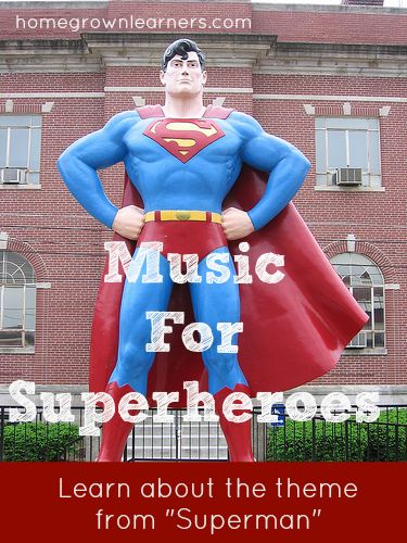 Homegrown Learners - Home - Superhero Fun (Music, Reading, LEGO) & Squilt Lesson#9