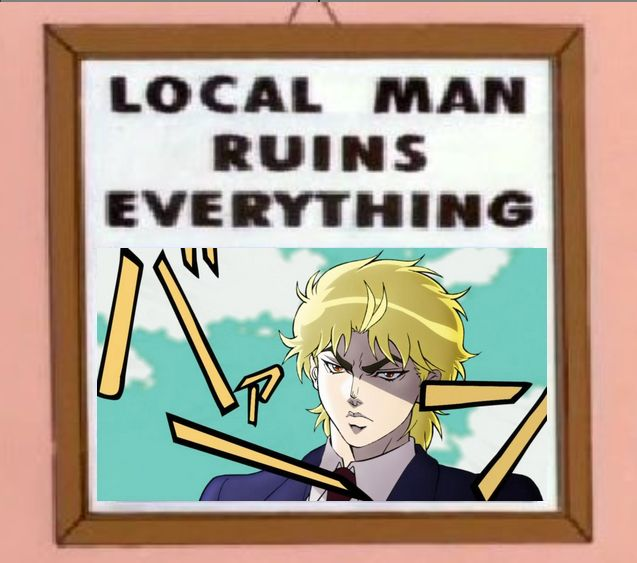Jojo's Bizarre Adventure in a Nutshell                                                                                                                                                                                 Plus