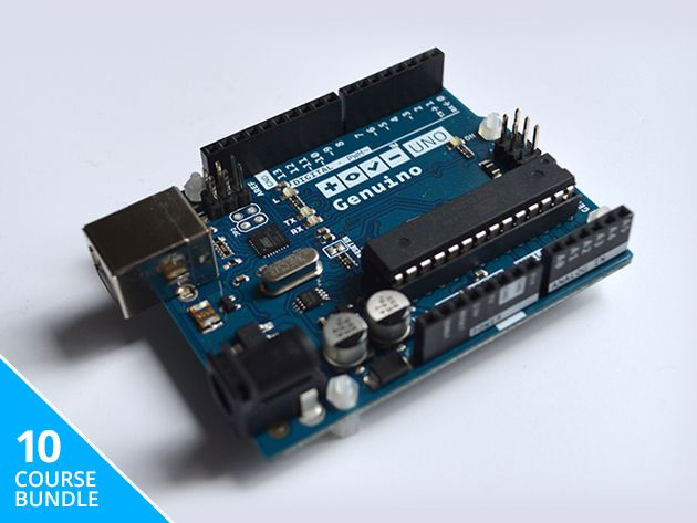The 2017 Arduino Starter Kit and Course Bundle | Android Central Digital Offers