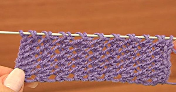 Want To Learn How To Crochet Mesh? This Stitch Is The Perfect Start!