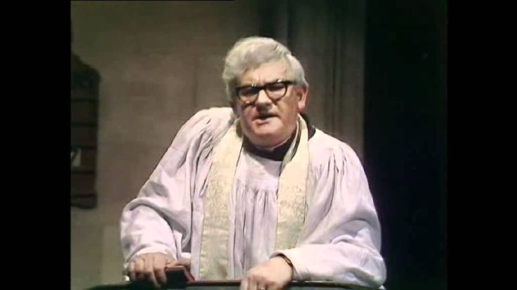 The Two Ronnies: Rhyming Slang Sermon