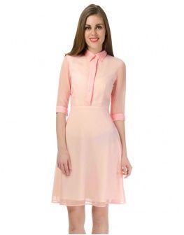 Pinkett Shirt Dress